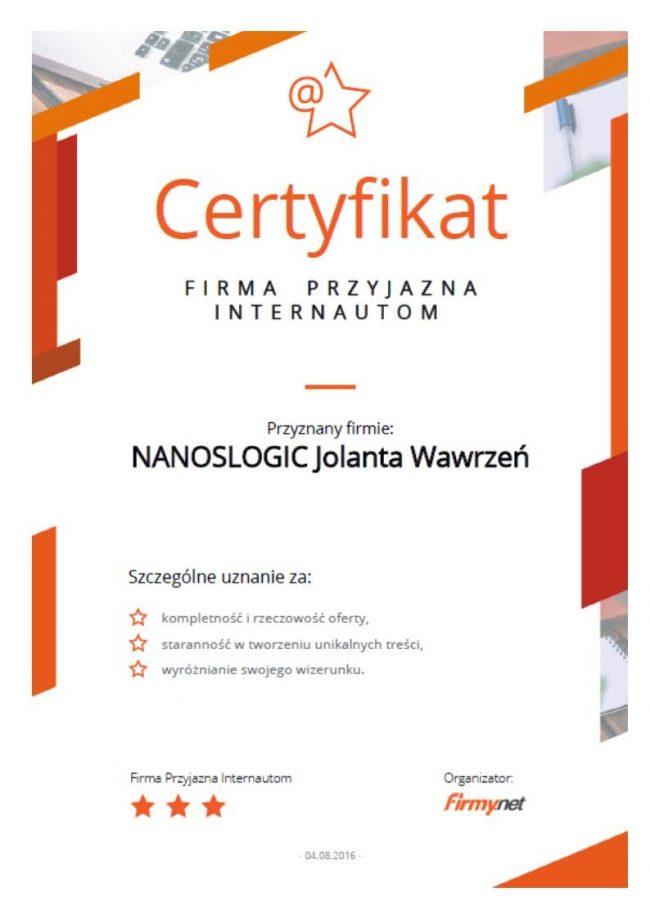 certyfikat-firmy.net/nanoslogic.pl