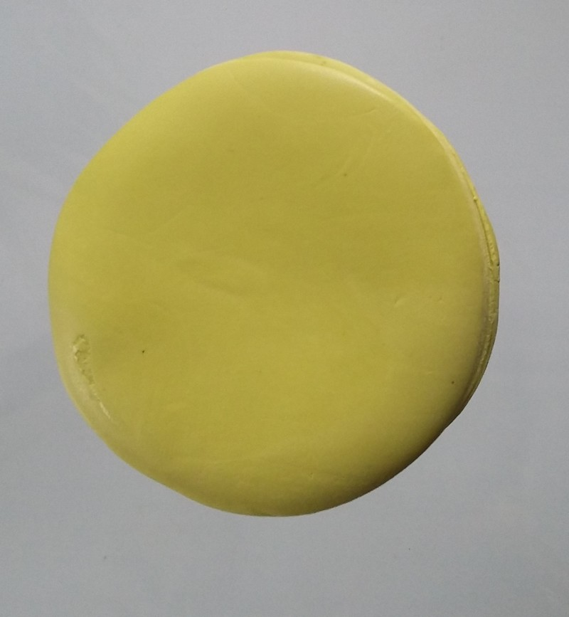 krążek nano glinki